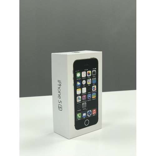 BOX 5s Space Black