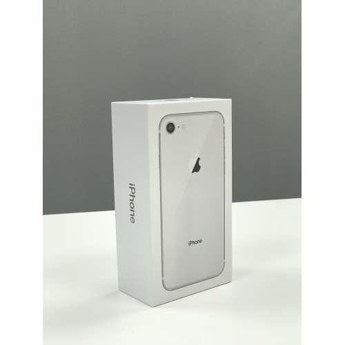 BOX 8 White