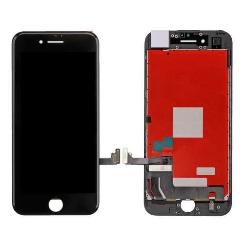 Дисплей IP - 7 Снятый с телефона Black