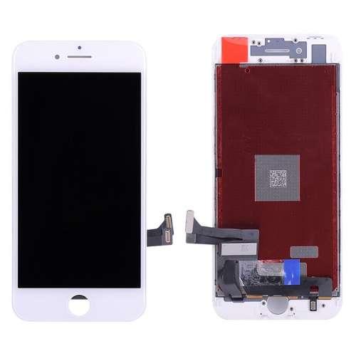 Дисплей IP - 8 Снятый с телефона White
