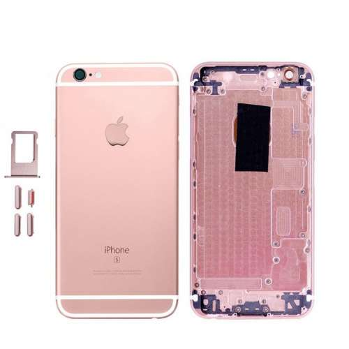 КОРПУС IPHONE 6s ROSE GOLD