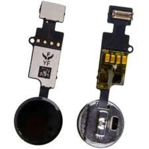 Шлейфы IP-7 universal home button 7/7 / 8/8 Black