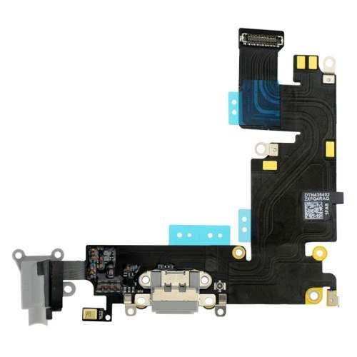 Шлейфы IP-6+ Нижний шлейф черный