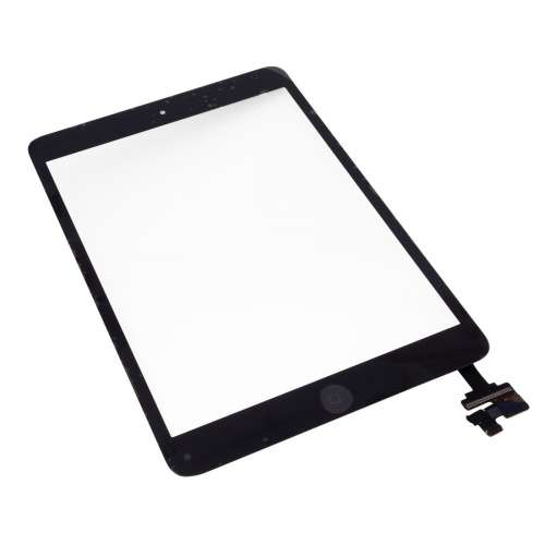 IPad mini 1/2 Touchscreen High Copy з мікросхемою Black