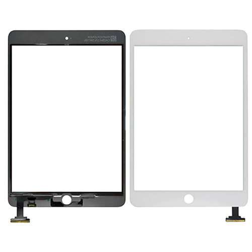 IPad mini 3 Touchscreen Original з мікросхемою White