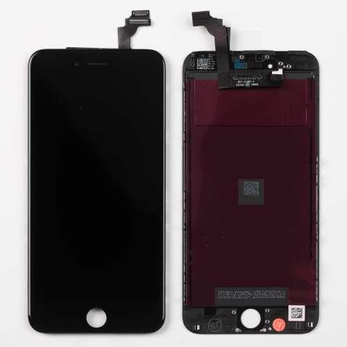 ДИСПЛЕЙ IP - 6 Plus Знятий з телефону Black