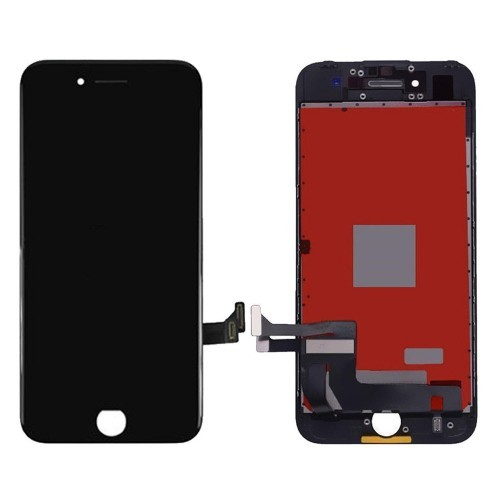 Дисплей IP - 7 Plus Снятый с телефона Black