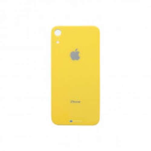 Заднее стекло со стеклом КАМЕРЫ IPHONE XR Yellow
