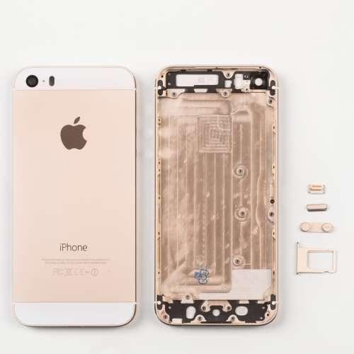 Корпуси i5s gold