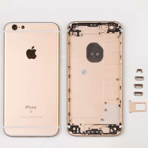 Корпуса i6s gold ORIG