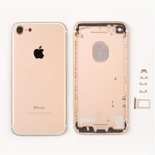 КОРПУС IPHONE 7 Gold