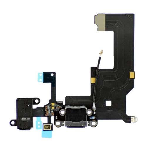 Шлейфы IP-5 Нижний шлейф черный