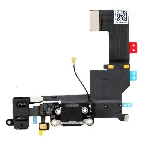 Шлейфы IP-5S нижний шлейф черный