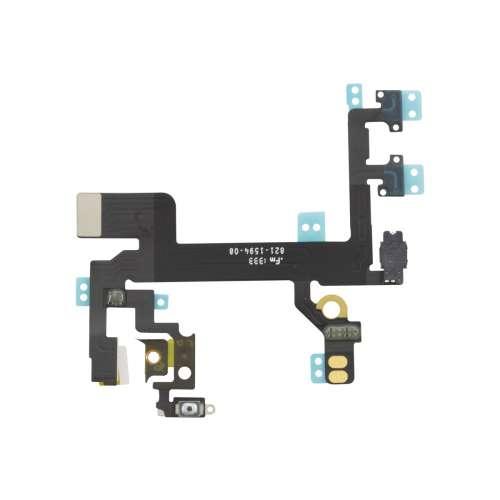 Шлейфи IP-5S верхній шлейф, кнопка Power, кнопки звуку